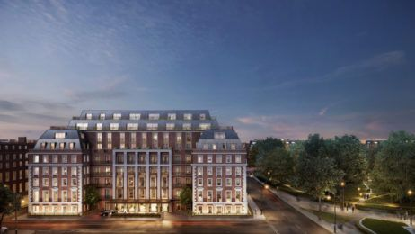 Finchatton Reveals New Four Seasons Residences in Mayfair