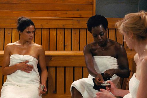 Gritty 'Widows' brings the dead heist film genre back to life