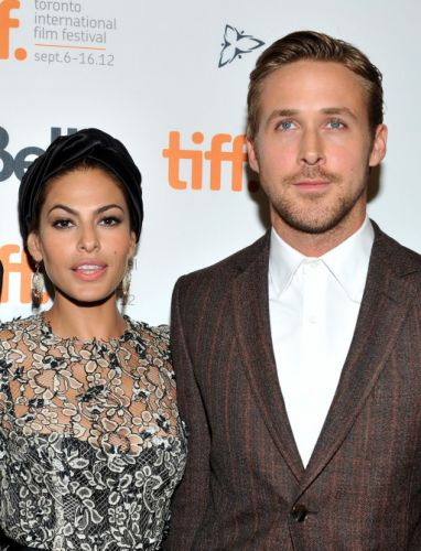 Eva Mendes Talks Raising Bilingual Daughters with Ryan Gosling