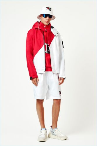 Tommy Hilfiger Embraces Nautical Style with Spring '19 Collection