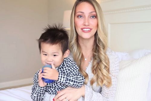 Myka Stauffer said she 'wouldn't trade' adopted son Huxley, then rehomed him