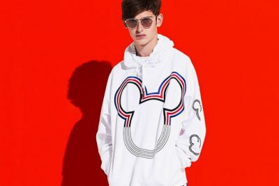 Iceberg's 2018 Spring/Summer Collection Features Mickey Mouse-Inspired Graphics