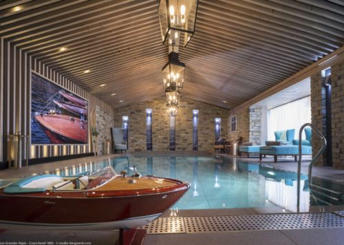 Courchevel 1850 Unveils New Spa by Bellefontaine
