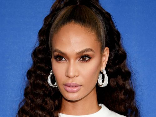 The Unconventional Way Joan Smalls Uses Sunscreen