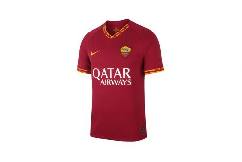 Nike Debuts Roman Mythology-Inspired AS Roma Home Jersey