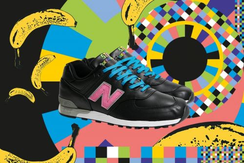 Footpatrol and New Balance Unveil Colorful 576 Collaboration