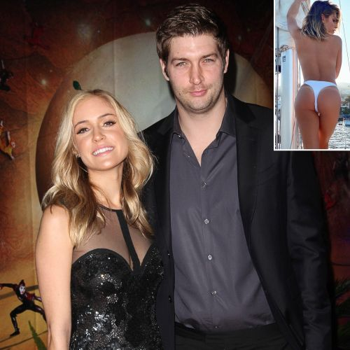 Kristin Cavallari Rocks Thong Bikini on Boating Trip With Friends Amid Jay Cutler Divorce