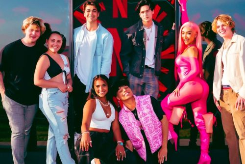 Netflix Is Now Working On a Tiktok Hype House Reality Show