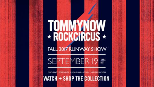 Watch the Tommy Hilfiger Runway Show Live