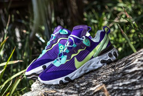 BespokeIND Gives the Nike React Element 87 an ACG Rework