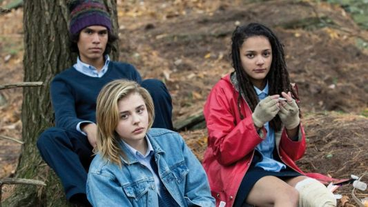 Watch Chloë Grace Moretz and Sasha Lane in gay conversion camp film