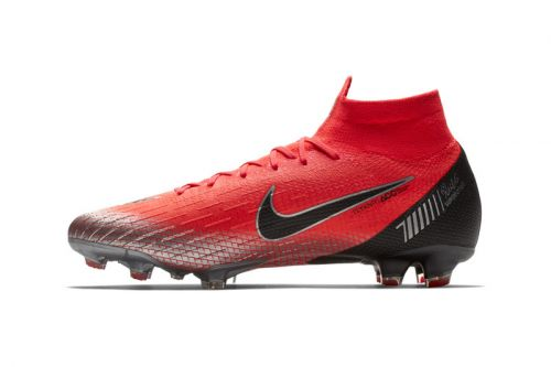 "Nike & Cristiano Ronaldo Reveal Special-Edition ""CR7 Chapter 7"" Mercurial Boot"