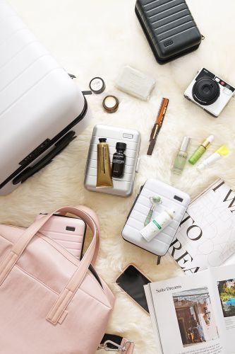 Away Mini Suitcases + Holiday Gift Sets