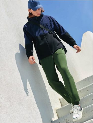 Lacoste Heads Outdoors to Showcase Fresh Spring '19 Sportswear