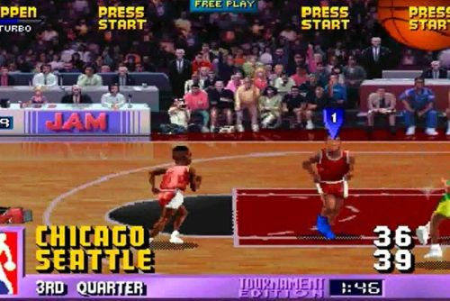 An 'NBA Jam' Documentary Is in the Works
