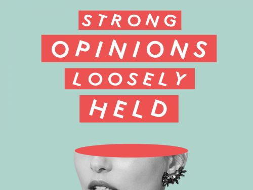 Strong Opinions Loosely Held Is Back - & All About Memes