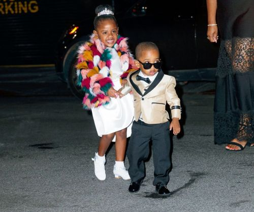 Rihanna's Niece and Nephew Stole the Show at Her Birthday Party