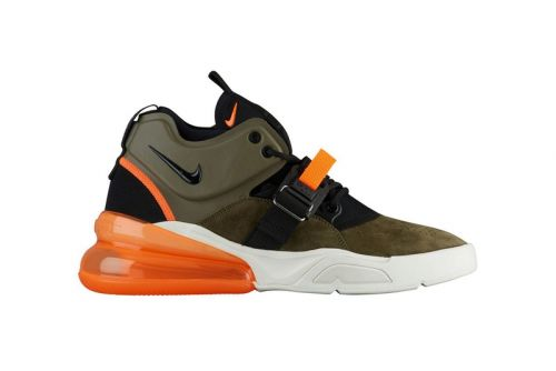 "Nike Introduces Military-Influenced Air Force 270 ""Flight Jacket"""
