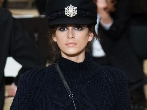 Coming Soon: Kaia Gerber Is Designing A Collection With Karl Lagerfeld