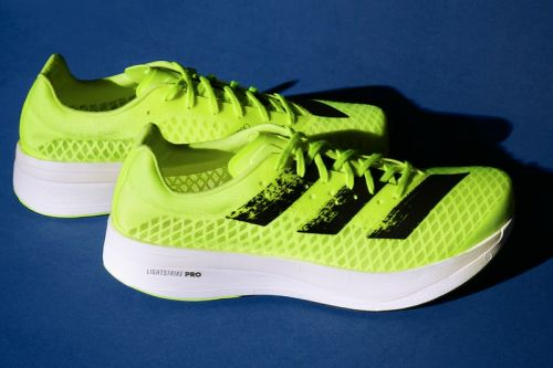 """Adidas Gives Its Record-Breaking Runner a """"Sunrise Bliss"""" Makeover"""