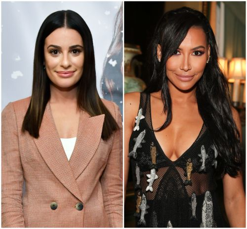 Here's *Actually* What Went Down Between Lea Michele and Naya Rivera on the Set of 'Glee'