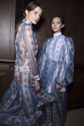 Emilia Wickstead: Ready-to-Wear SS18