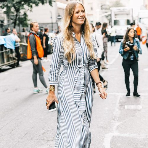 15 Cute Shirtdresses to Wear to Work This Week
