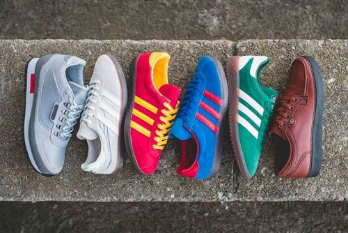 Another Look at the adidas Spezial Fall/Winter 2017 Footwear Collection