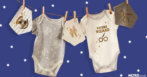 Parents, rejoice: Primark is now selling Harry Potter themed baby clothes