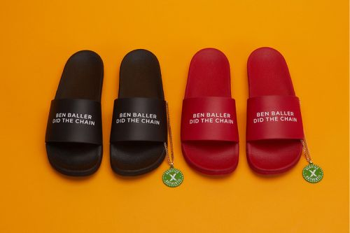 Ben Baller and StockX Team up to Drop New Slides via Blind Auction IPO