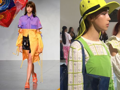The Trends We Spotted On Day 1 Of London Fashion Week