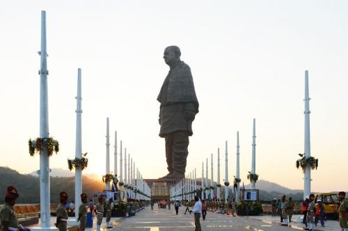 Indian Police Charge Scammer Trying to Sell World's Largest Statue for $4 Billion USD Online