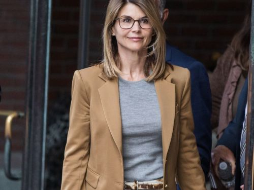 "Lori Loughlin & Mossimo Giannulli Claim They ""Didn't Know"" About College Scam"
