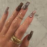The Bandana Nail Art Trend Is Gaining So Much Steam, Even Kylie Jenner Wants In