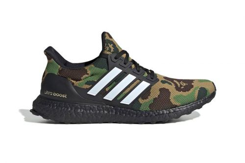 An Official Look at the BAPE x adidas UltraBOOSTs
