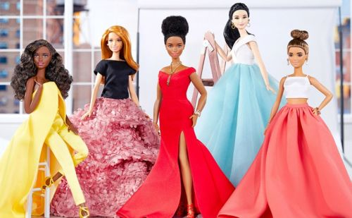 Christian Siriano collaborates with Barbie