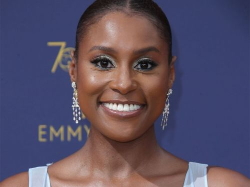 Issa Rae's Emmys Makeup Cost Less Than $50 - & We Have All The Details