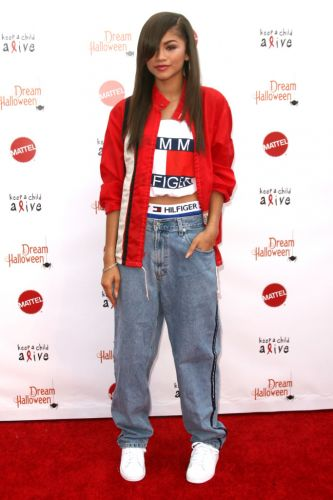 Why Zendaya Doesn't Dress Up Anymore for Halloween