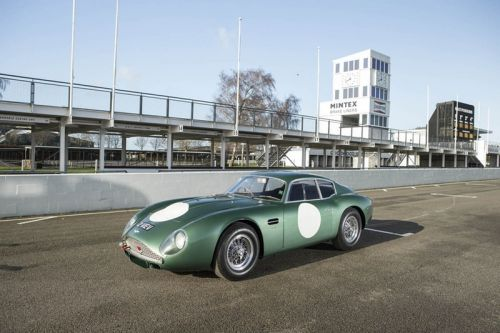 A 1961 Aston Martin Could be The Most Expensive Car Ever Sold in Britain