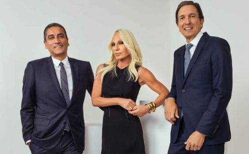 Capri Holdings announces strategic plans to grow Versace