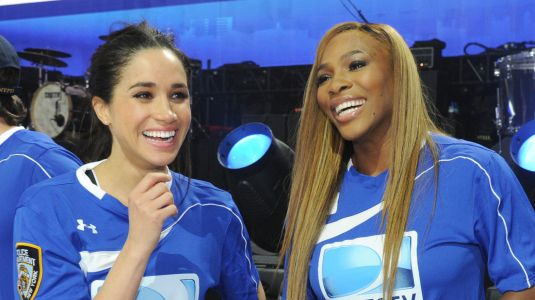 Serena Williams Admits Planning Meghan Markle's Baby Shower Took 'a Lot of Effort': 'I'm a Perfectionist'