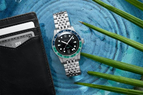 Baltic Debuts Its First-Ever Aquascaphe GMT