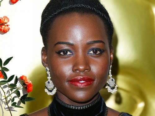 How Lupita Nyong'o Landed Her Next Role As Trevor Noah's Heroic Mother