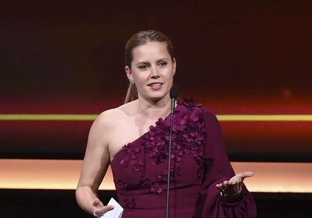 Amy Adams Cinematheque Awards and Blue Lagoon Iceland