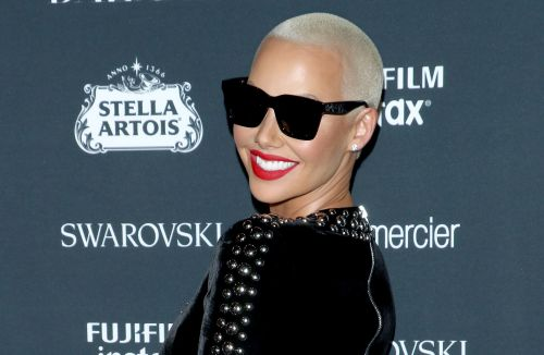 How Did Amber Rose Get Famous? It All Started With a Ghost Story