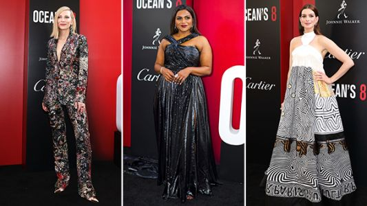 The Ocean's 8 Red Carpet Just Ended All Other Red Carpets