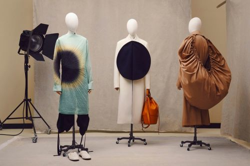 LOEWE's SS21 Collection Is Almost Entirely Inspired by Circles
