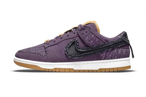 "Take an Official Look at the Nike Dunk Low ""N7"""