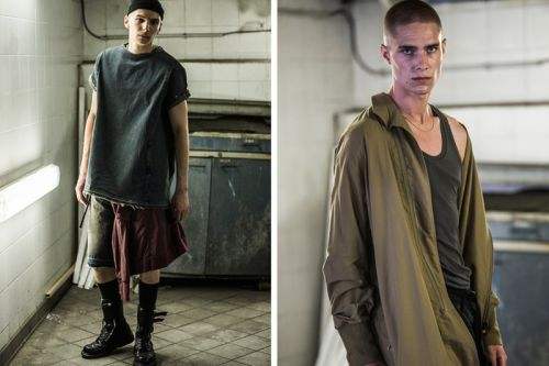 JULIUS Heads to an Industrial Dungeon for This Spring/Summer 2018 Editorial
