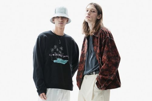 LIFUL Plays Up Florals in SS20 Lookbook
